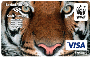 World Wildlife Fund Credit Card review