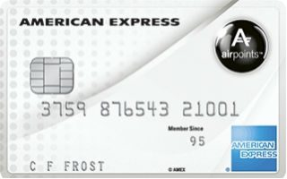 American Express Airpoints Card image
