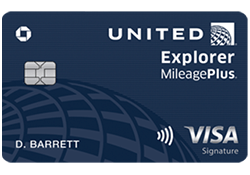 United℠ Explorer Card logo