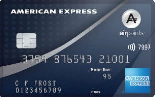 American Express Airpoints Platinum Card image