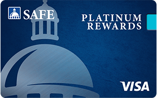 SAFE Platinum Rewards Visa® Credit Card review