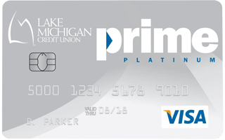 Lake Michigan Credit Union Prime Platinum Visa Credit Card review