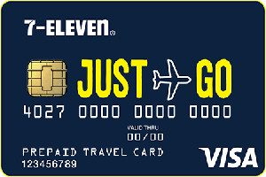 7-Eleven Just Go Pre-Paid Travel Card – Travel Money Card Review
