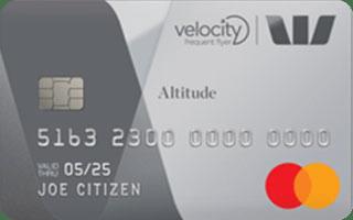 Westpac Altitude Platinum – Velocity – Online Offer