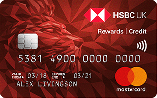 HSBC Rewards Credit Card review 2021