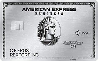 American Express Platinum Business Card review 2020