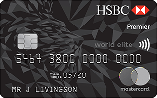 HSBC Premier World Elite Mastercard review 2020