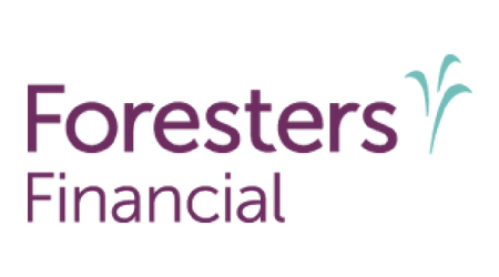 Forester Financial burial insurance logo