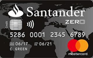 Santander Zero Credit Card review April 2020