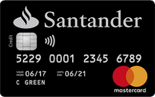 Santander All in One Credit Card image