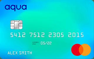 aqua Advance credit card review July 2020