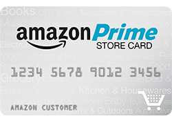 Amazon Prime Store Card Credit Builder logo