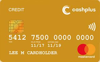 Cashplus Credit Card review 2020