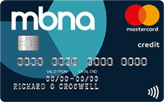 MBNA Long 0% Money Transfer Credit Card