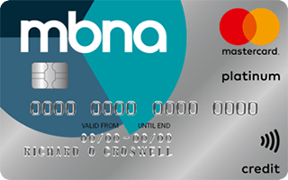MBNA Long Term Low Interest Credit Card review 2020