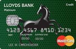 Lloyds Bank Platinum 28 Month Balance Transfer Credit Card review