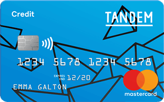 Tandem Journey Credit Card review