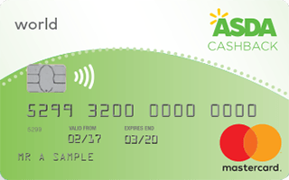ASDA Money Cashback Credit Card review