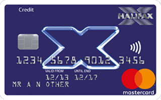 Halifax Clarity Card review 2020