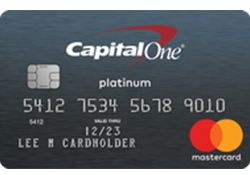 Capital One® Secured Mastercard® logo