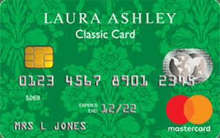 Laura Ashley Mastercard review