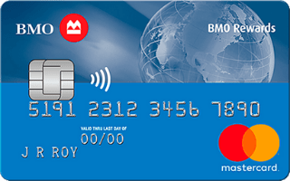 BMO Rewards Mastercard Review
