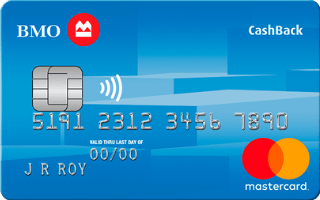 BMO CashBack Mastercard For Students Review