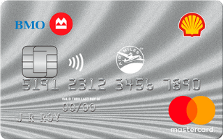 Shell AIR MILES Mastercard from BMO Review