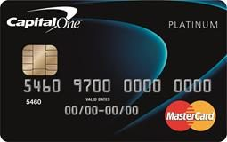 Capital One Classic Platinum Mastercard review