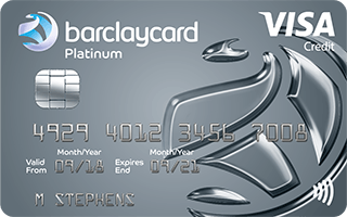 Barclaycard Platinum All-Rounder review