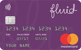 Fluid Credit Card review July 2020
