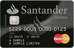 Santander Business Cashback Credit Card review 2021