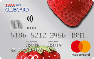 Tesco Bank 12 Month All Round Credit Card review