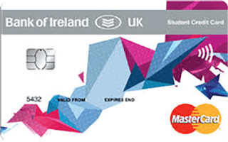 Bank of Ireland UK Student Mastercard review