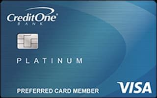 Credit One Bank® Visa® with Free Credit Score Tracking review