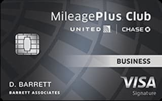 United Club℠ Business Card review