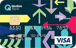 Qudos Bank Lifestyle Credit Card