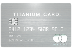Luxury Card Mastercard® Titanium Card™