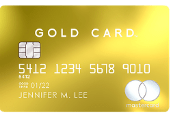 Luxury Card Mastercard® Gold Card™