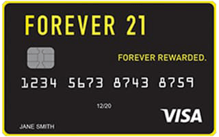 Review: Forever 21 Credit Card