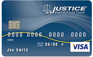 Justice Federal Credit Union (JFCU) VISA Classic Secured Card review
