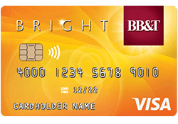 BB&T Bright Secured Credit Card