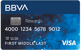BBVA Rewards Card review