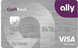 Ally CashBack Credit Card review