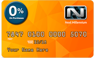 Next Millennium Card review