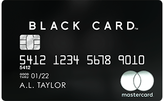 Luxury Card Mastercard® Black Card™ 2020 review