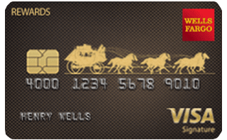 Wells Fargo Visa Signature® Card review