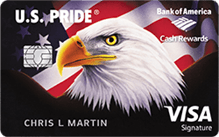 U.S. Pride® Credit Card review