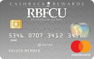 RBFCU CashBack Rewards Mastercard® review