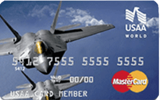 USAA Active Military Mastercard®